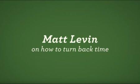 Matt Levin on how to turn back time